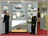 Sailors exhibit