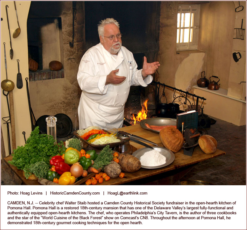 In Praise Of Open-Hearth Cooking